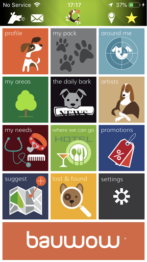 Bauwow The Pet Social Network on the App Store