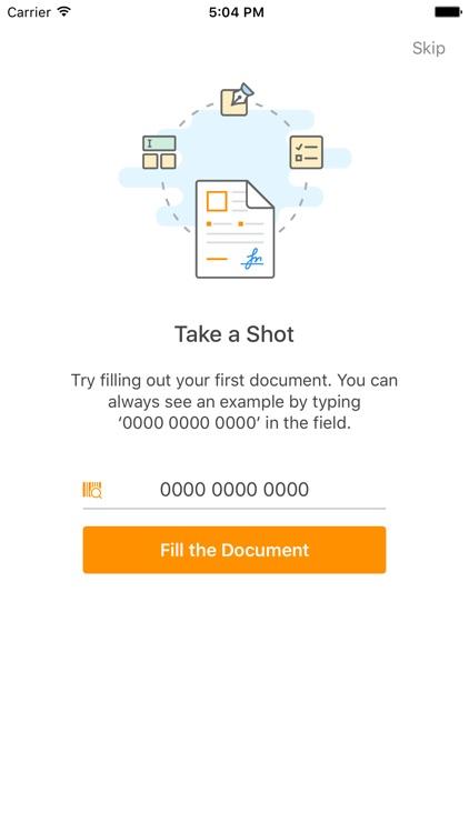 Form Filler screenshot-3