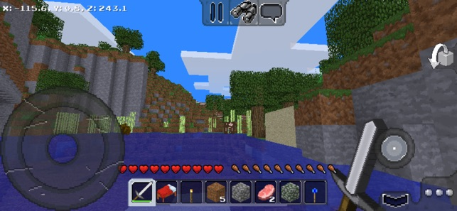 MultiCraft ― Build and Mine! on the App Store