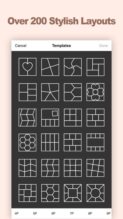 Encollage - Pic Collage Maker screenshot-3