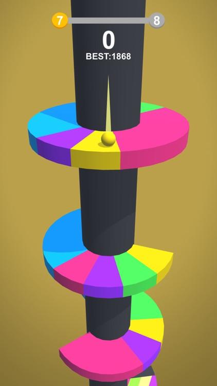 Color Ball: Hit The Same Color screenshot-3