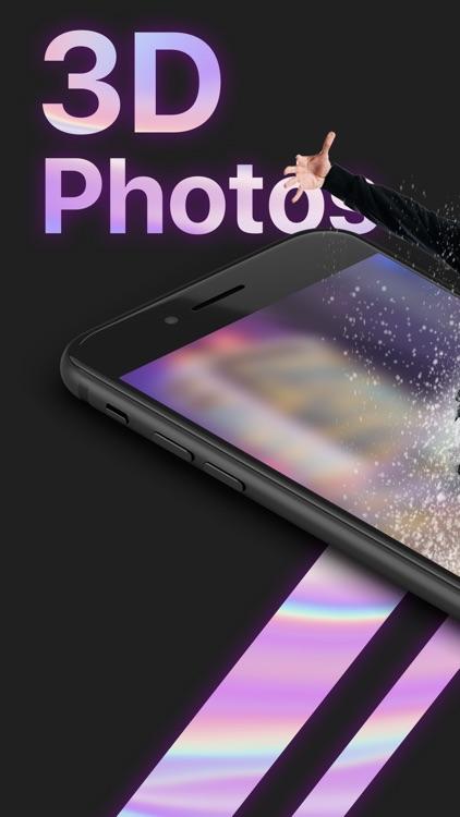 Loopsie - Aesthetic 3D Photo screenshot-0