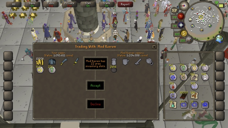 Old School RuneScape screenshot-3
