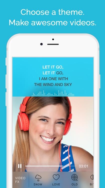 Karaoke - Sing Unlimited Songs screenshot-3
