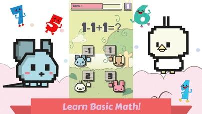 Animal Math: 123 Learning Game Screenshot on iOS
