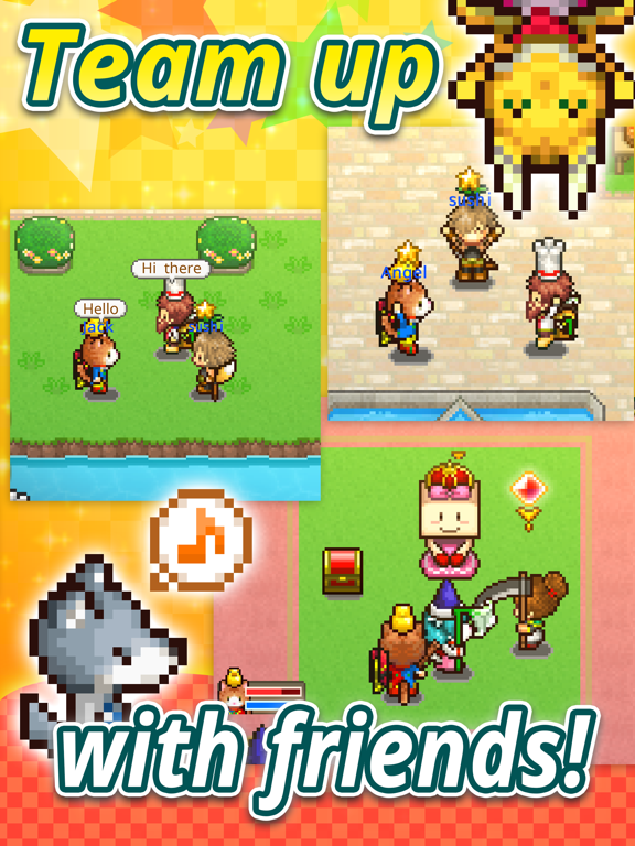 Quest Town Saga screenshot 9