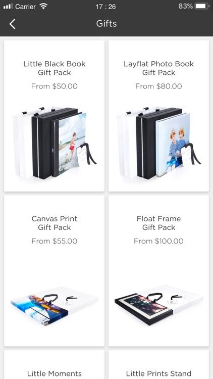 Zno: Photo Books & Prints screenshot-3