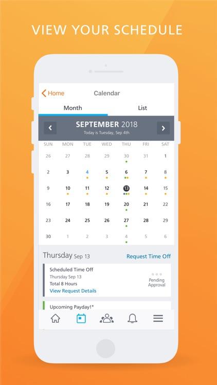 Paycor Mobile screenshot-8