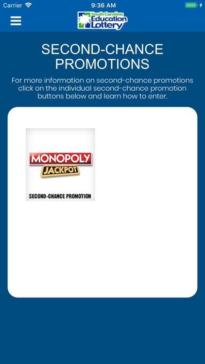 SC Lottery App screenshot-3