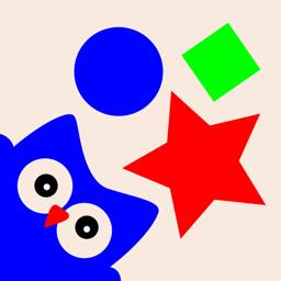 Ícone do app Bingles Shapes