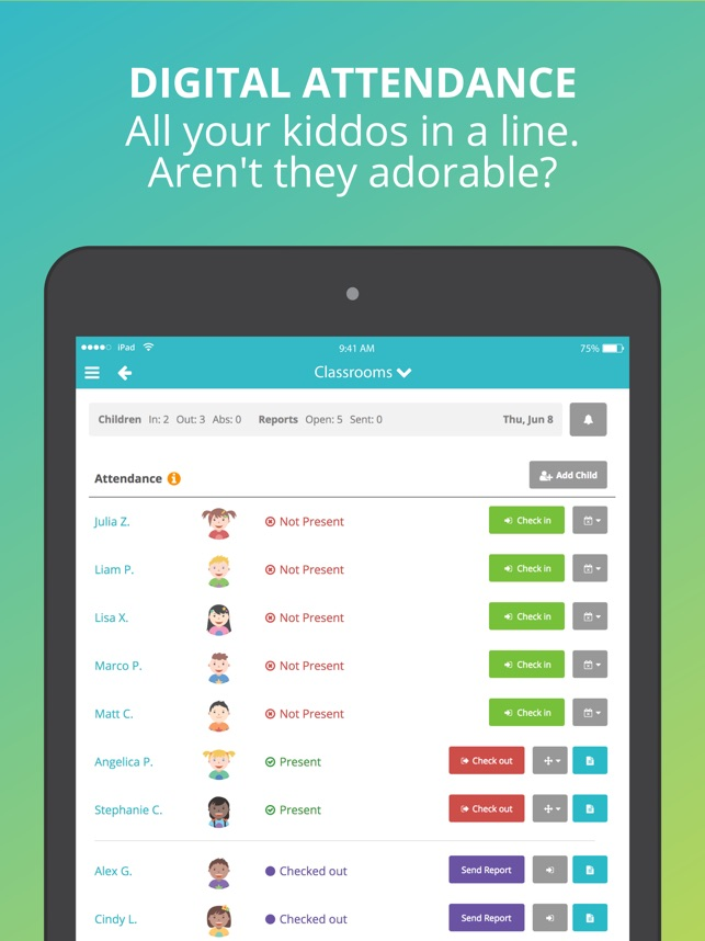 HiMama – The Childcare App on the App Store