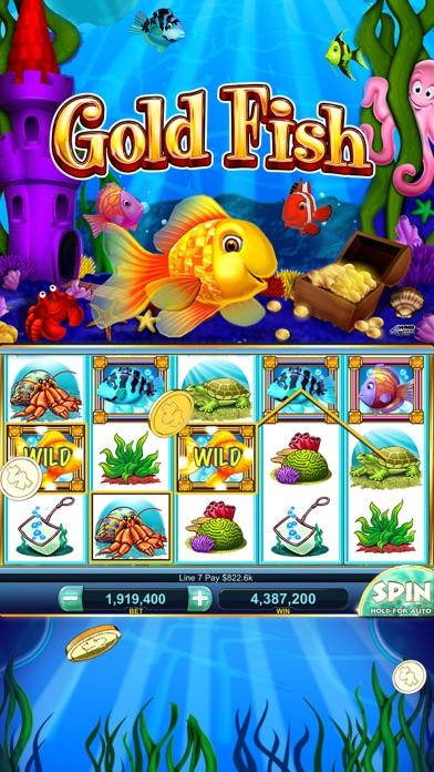 Gold Fish Casino - Slots Games Screenshot