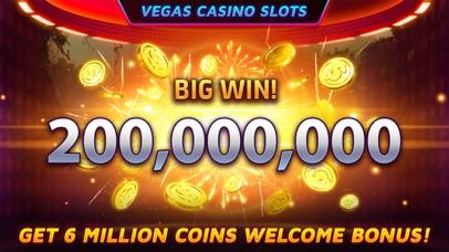 Vegas Slots Casino ™ Slot Game Screenshot on iOS