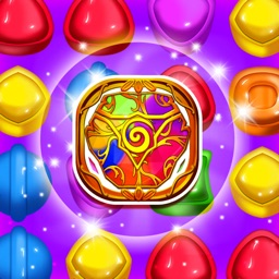 Candy forest fantasy : Match 3