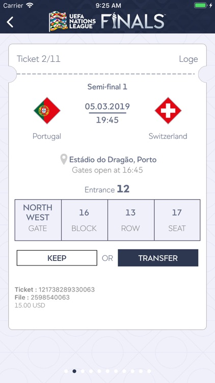 UEFA Nations League Tickets screenshot-3