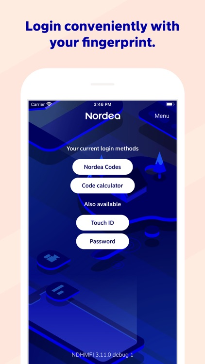 Nordea Mobile - Finland screenshot-5