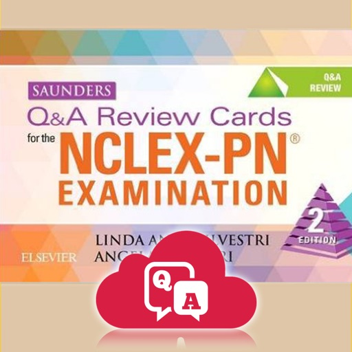 Saunders NCLEX PN Q&A LPN-LVN
