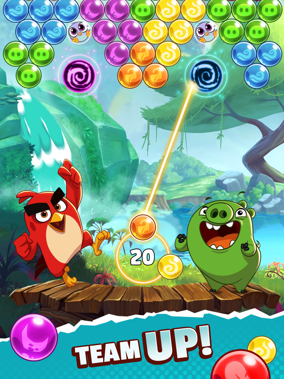 Angry Birds POP 2 screenshot 10