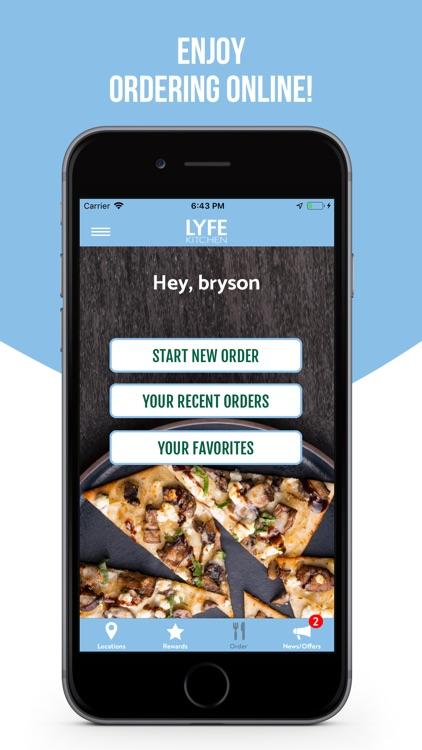 LYFE Kitchen Rewards screenshot-3