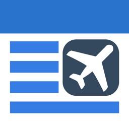 Boarding Pass - Flight Checkin