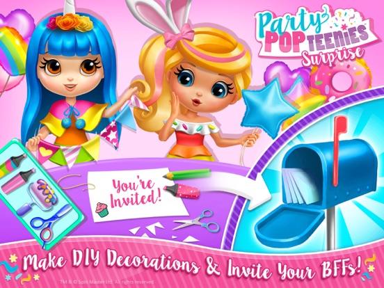 Party Popteenies Surprise screenshot 14