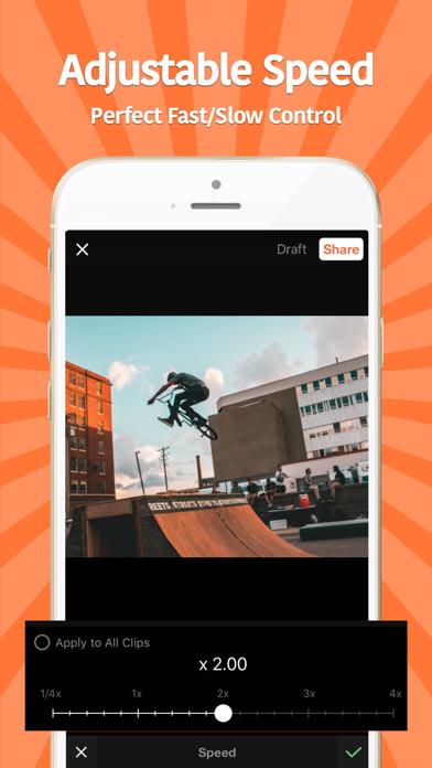 VivaVideo - Video Maker Screenshot