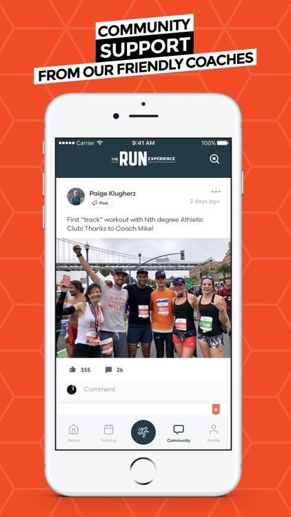 The Run Experience: Run Plans