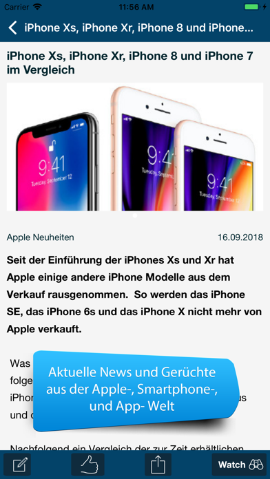 AppTicker NewsScreenshot von 1