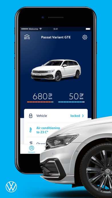 Volkswagen We Connect
