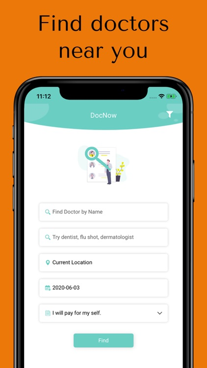 DocNow: Find Doctors Now screenshot-3
