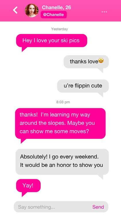 Flipmo Dating screenshot-3