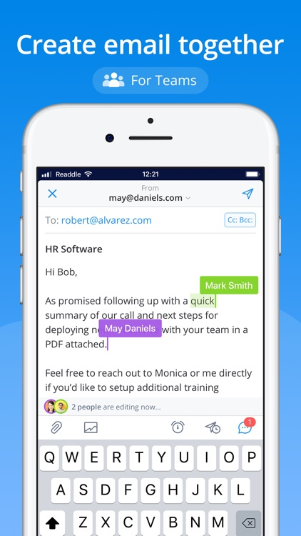 Spark - Email App by Readdle screenshot-5