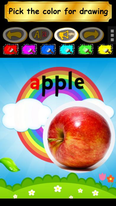 Write ABC – Learn Alphabets Screenshot