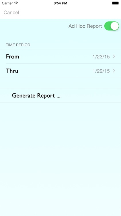 BP Recorder T. screenshot-3