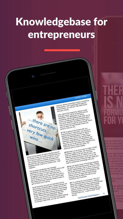 Small Business Growth Mag screenshot-8