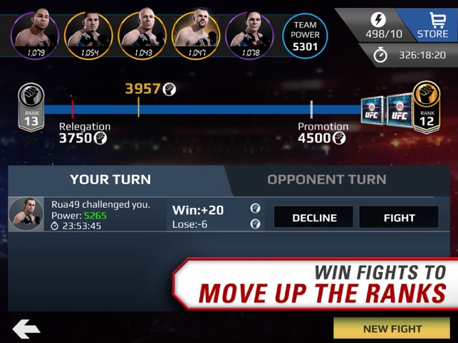 EA SPORTS™ UFC® on the App Store