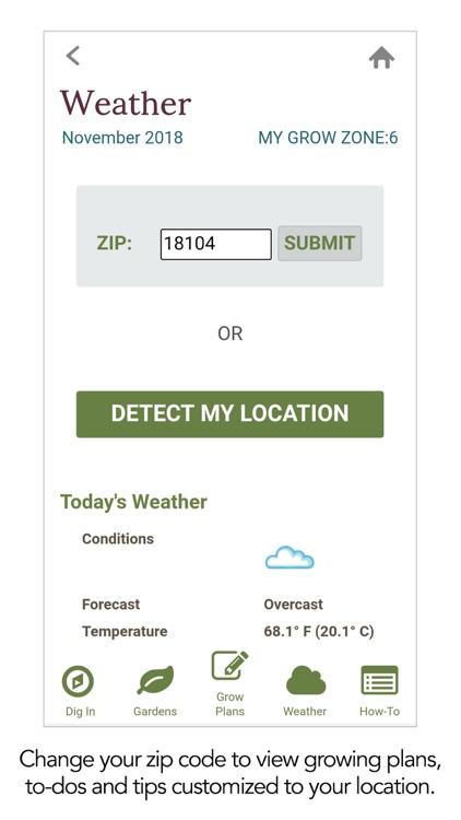 Garden Time Planner screenshot-5