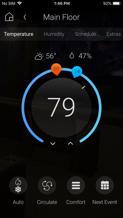 Control4 for OS 3 screenshot-5