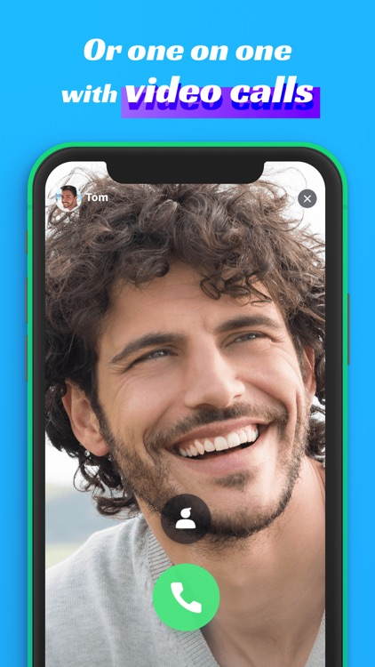 Blued- LIVE Gay Chat & Dating screenshot-3
