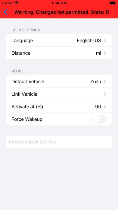 Voice: for Tesla Model 3 screenshot 5