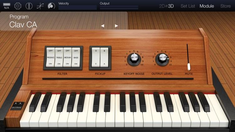 KORG Module Pro screenshot-3