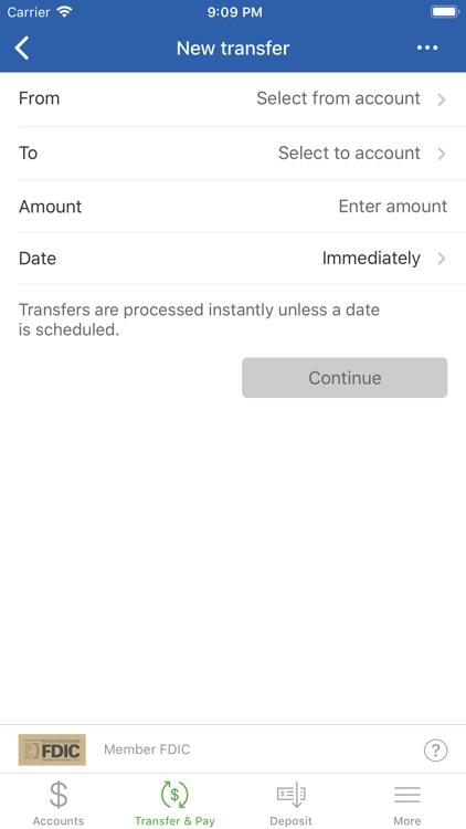 Norway Savings Mobile App screenshot-4