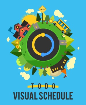 Image result for todo visual scheduler