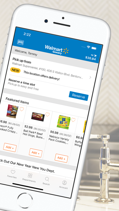 download Walmart Grocery Shopping apps 3