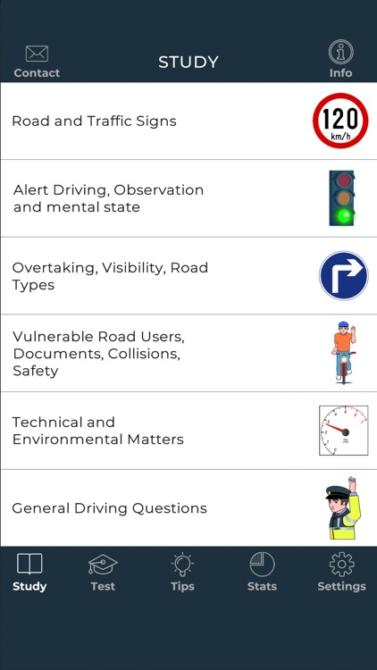 Irish Driver Theory Test
