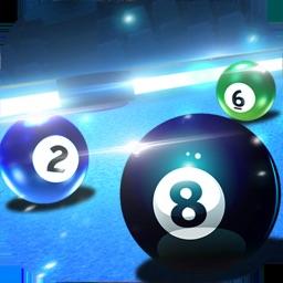 Zen 8 Ball Bot Billiards