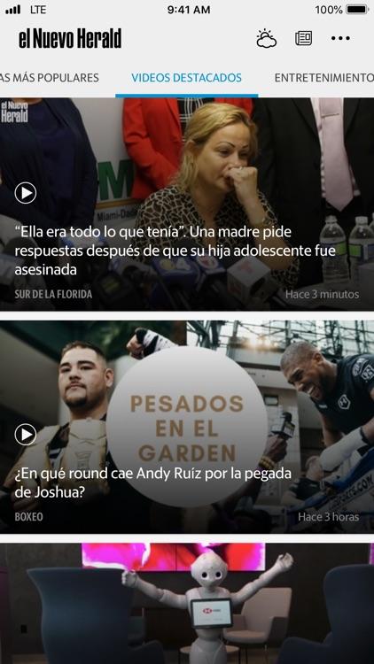 El Nuevo Herald screenshot-3