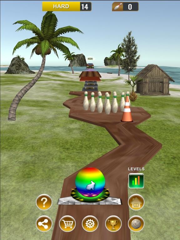Endless Bowling Paradise screenshot 16