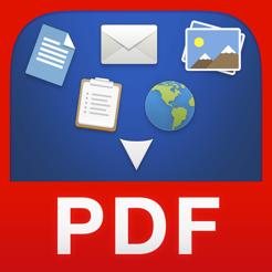 PDF Converter by Readdle (iOS 8.0+)