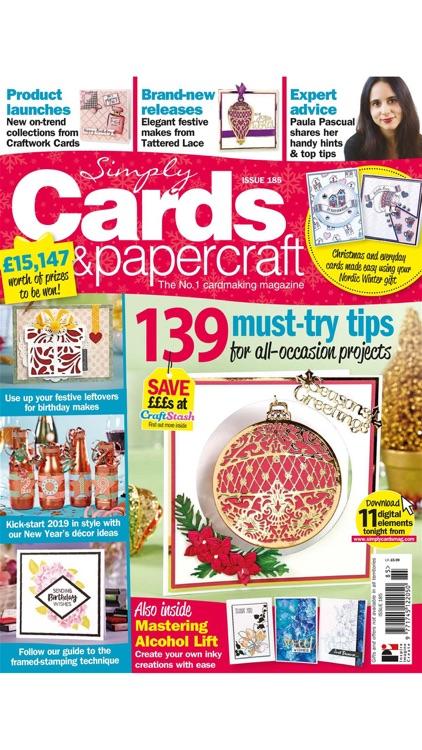 SIMPLY CARDS & PAPERCRAFT screenshot-6